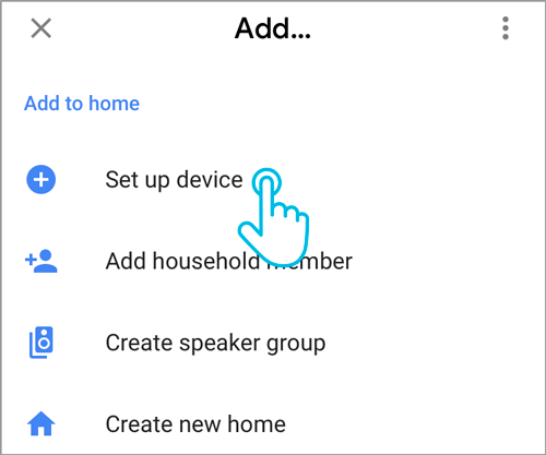 Motorized blind and shades integration to Google Assistant